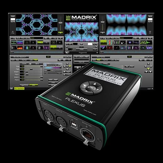 Madrix Lightning Control